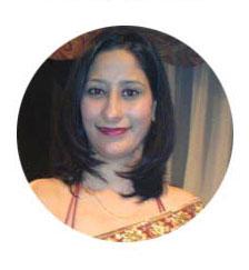 Manjeet Kour beautician